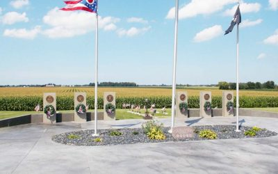 McGORMLEY Cemetery Veteran's Memorial
